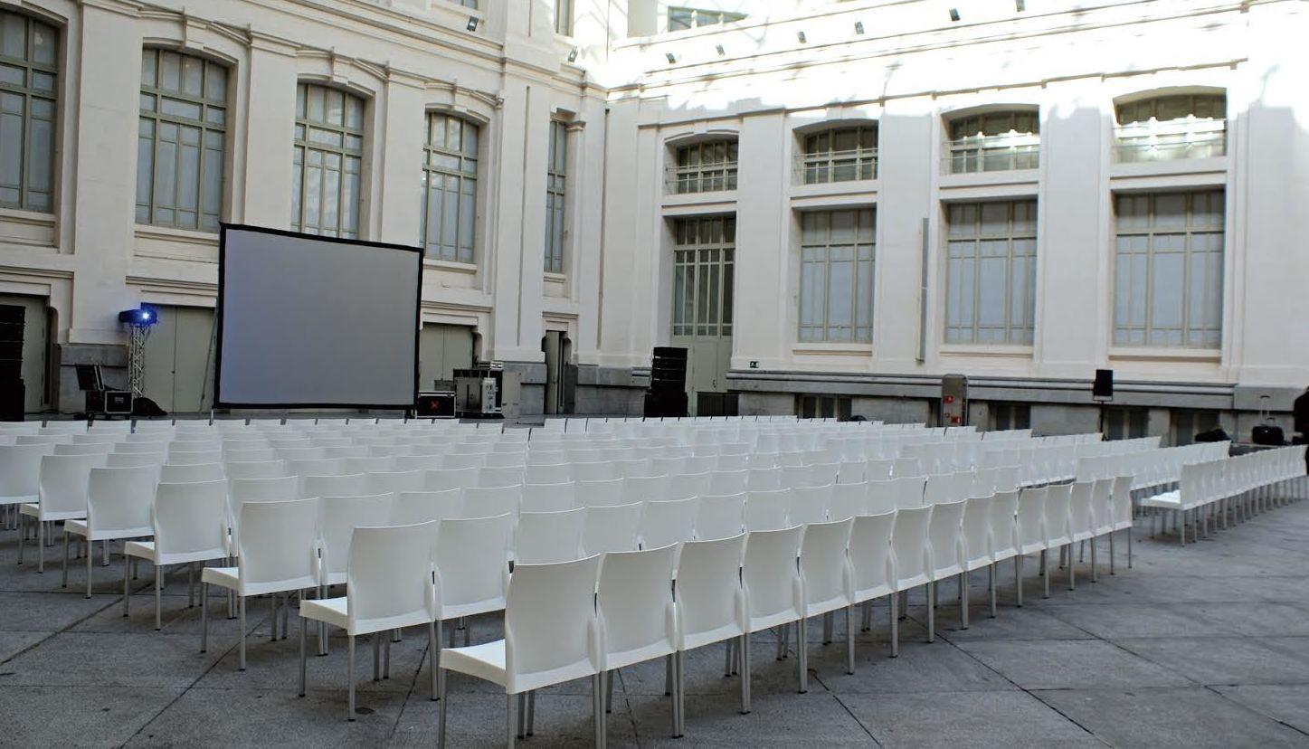alquiler sillas Madrid