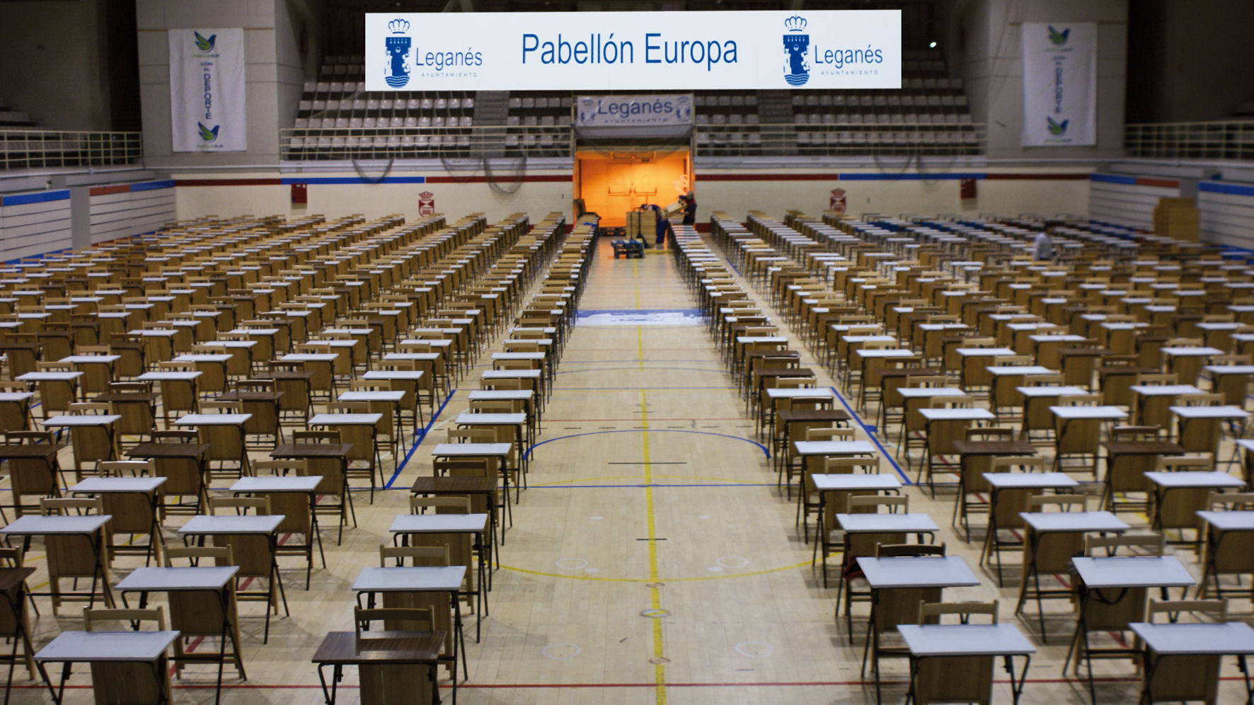 Examenes para Bomberos en Leganés