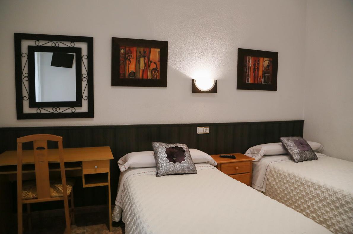 Foto 1 de Hostales en Madrid | Hostal Bruña