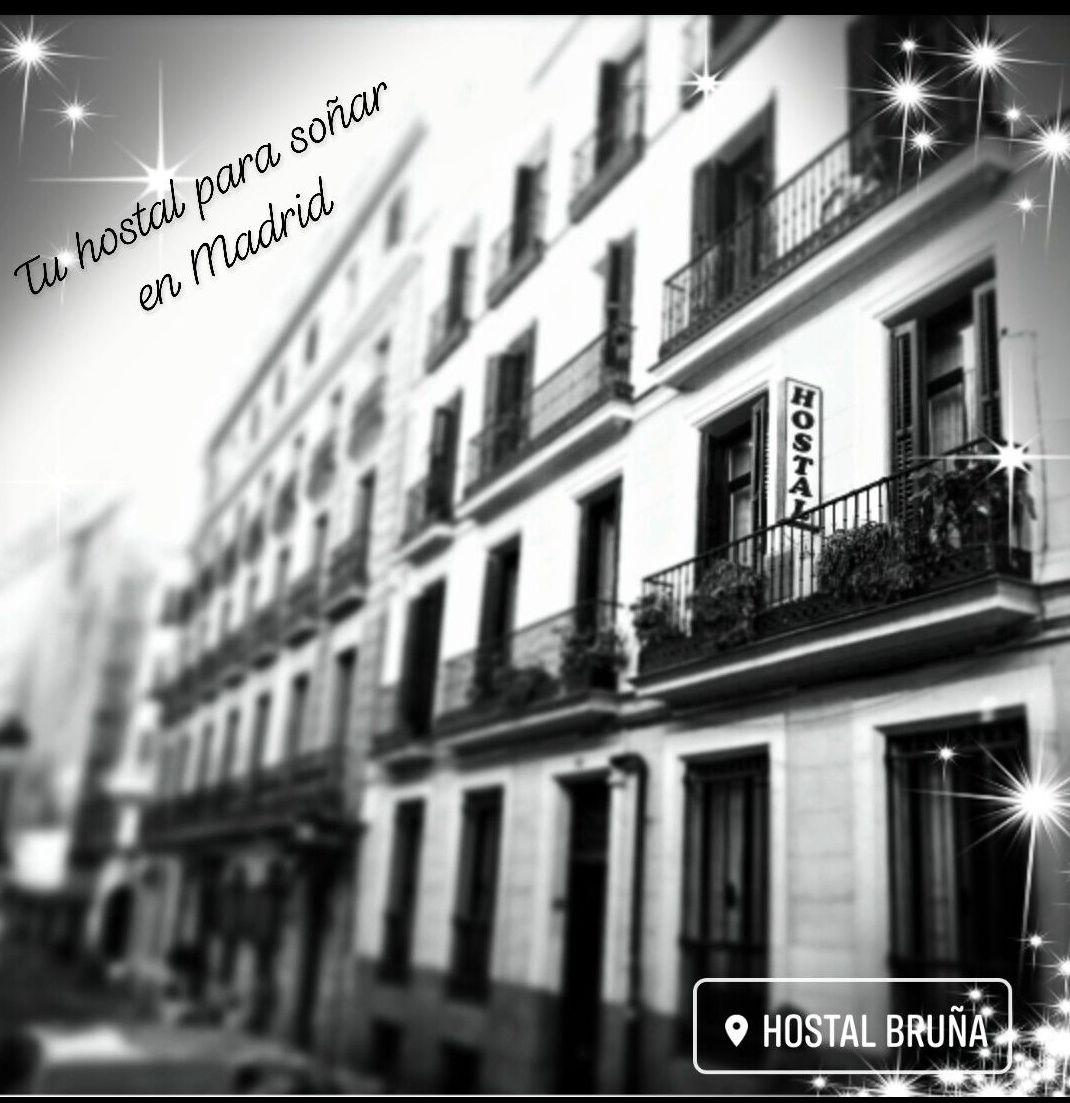 Foto 3 de Hostales en  | Hostal Bruña Paseo del Prado