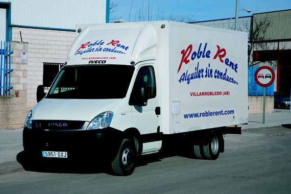 Foto 5 de Alquiler de coches y furgonetas en Villarrobledo | Roblerent