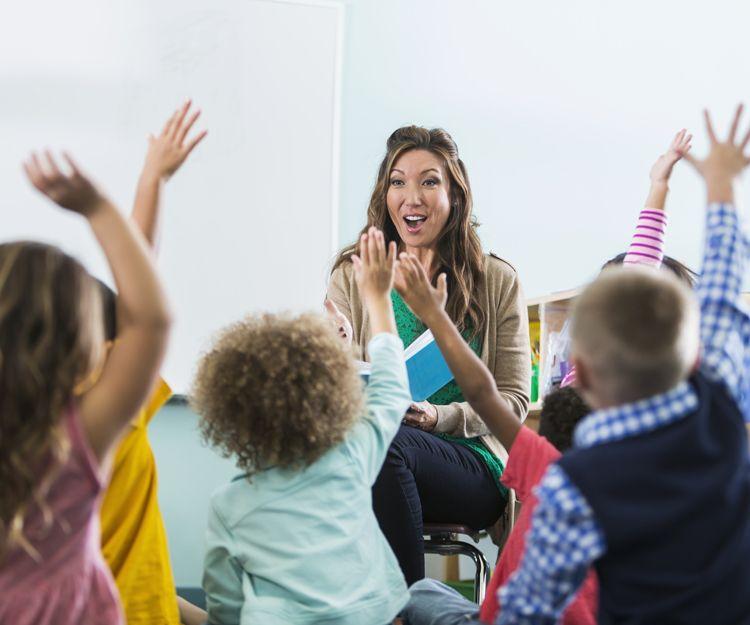 Academia de inglés para menores de 7 años en Sabadell