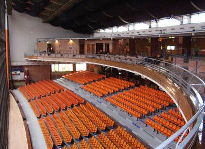 FRONTÓN JAI-ALAI GERNIKA (BIZKAIA): Nuestros Trabajos de Eko Ingeniería Acústica