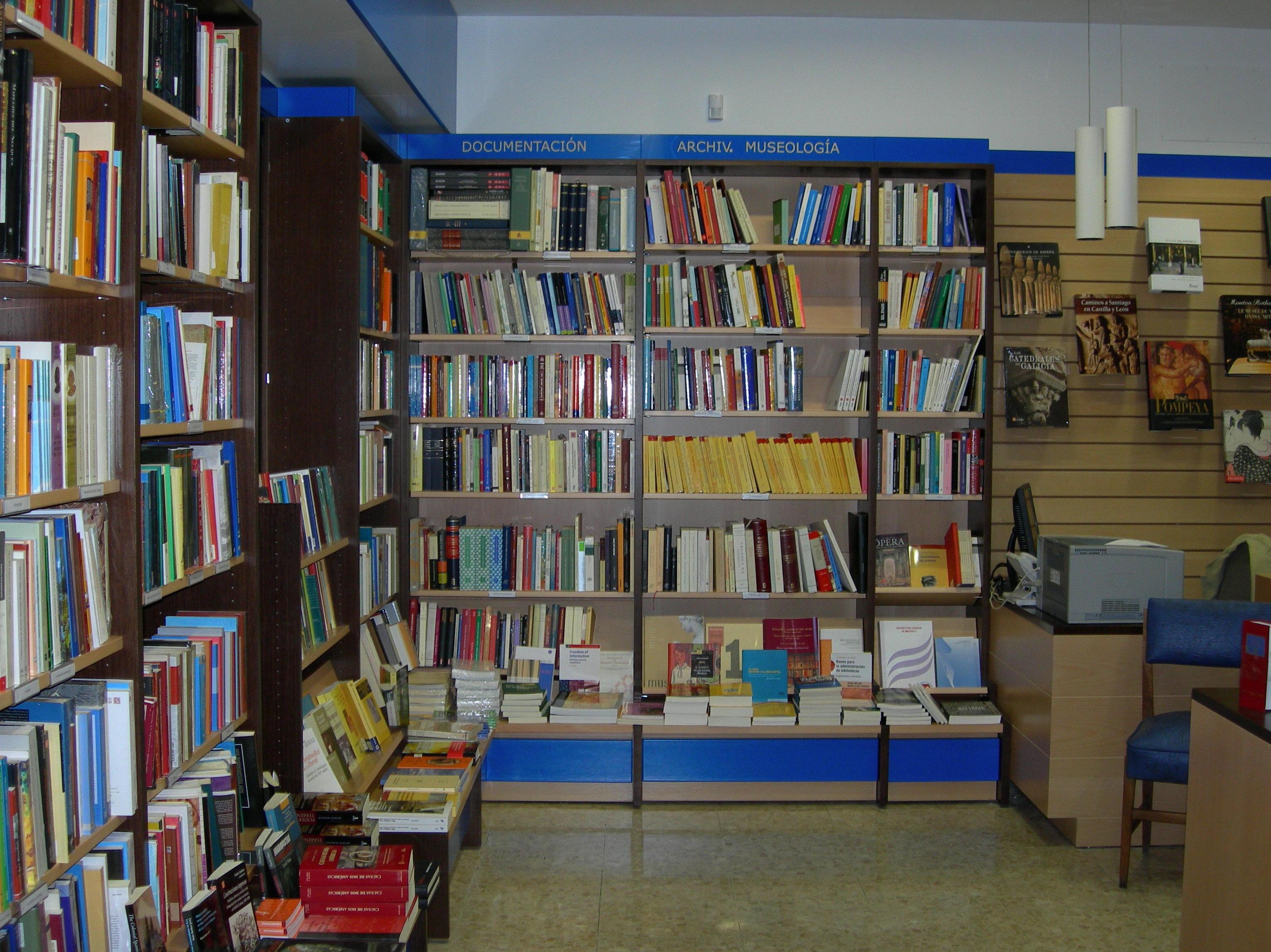 Foto 7 de Librerías en Madrid | Oficinas centrales