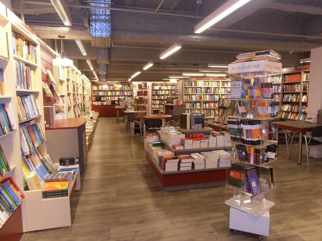 Foto 8 de Librerías en Madrid | Oficinas centrales