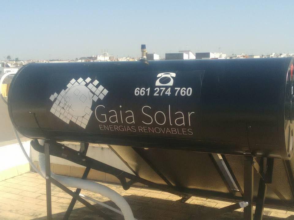 Energías renovables en Sevilla