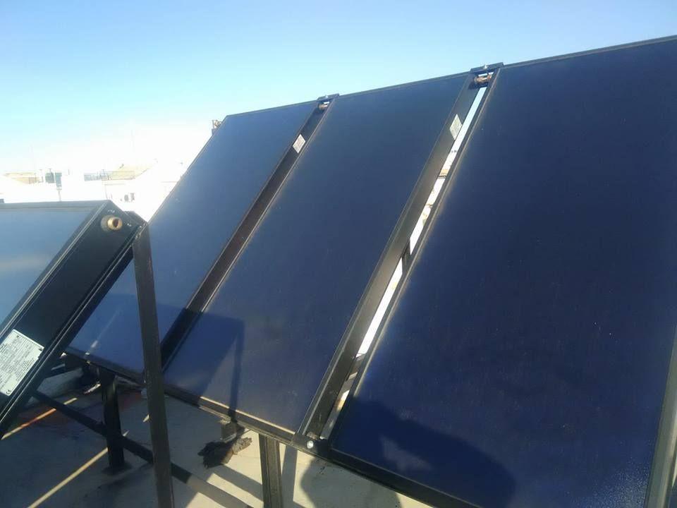 Placas solares térmicas para ACS: Servicios de Gaia Solar