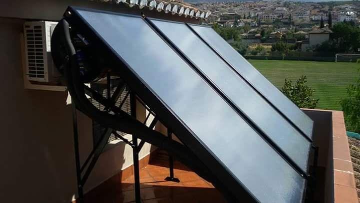 Placas solares en Sevilla