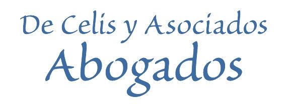 Foto 1 de Abogados en León | De Celis y Asociados Abogados