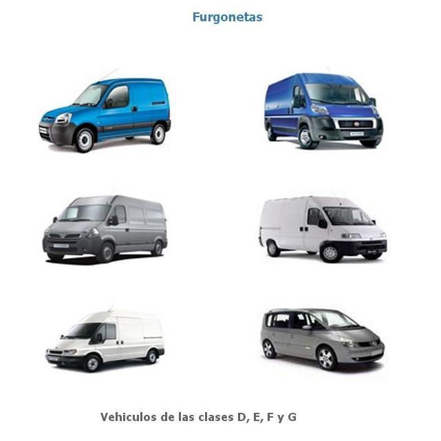 Flota : Productos y servicios de Autos F. Medina