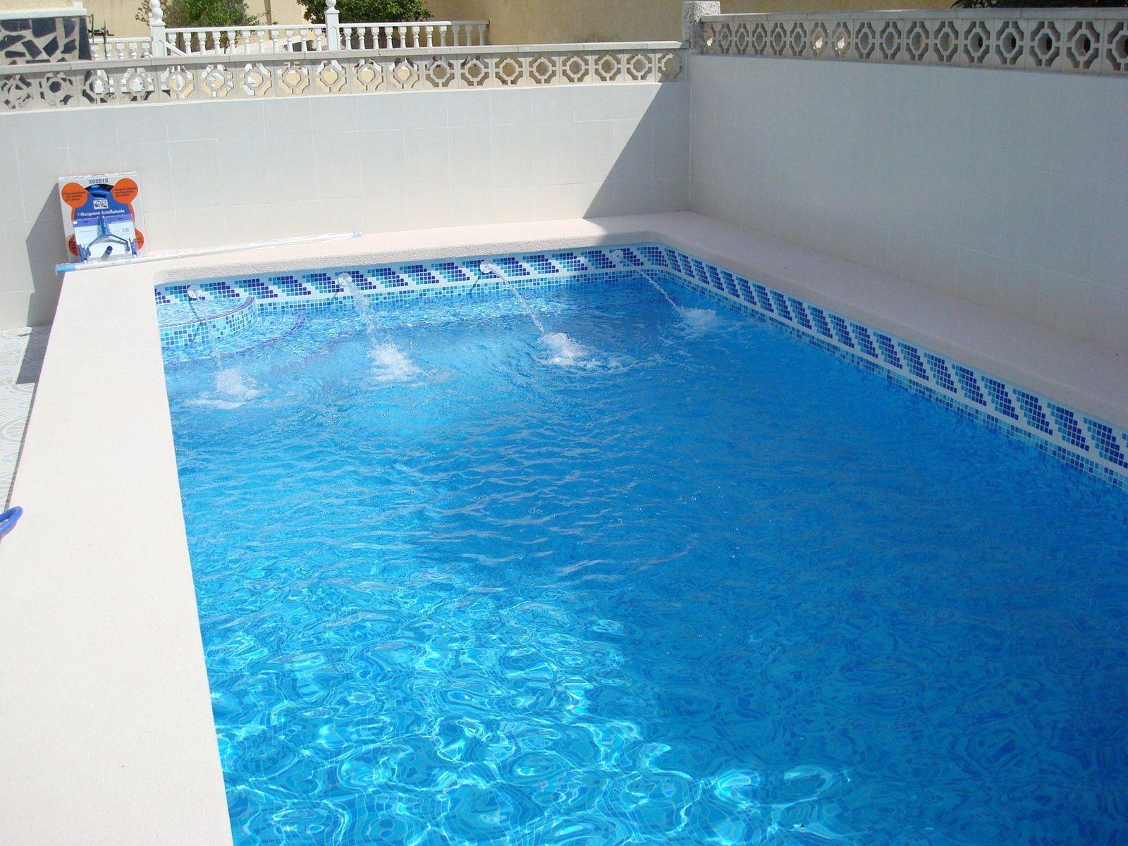 Mantenimiento de piscinas en Murcia