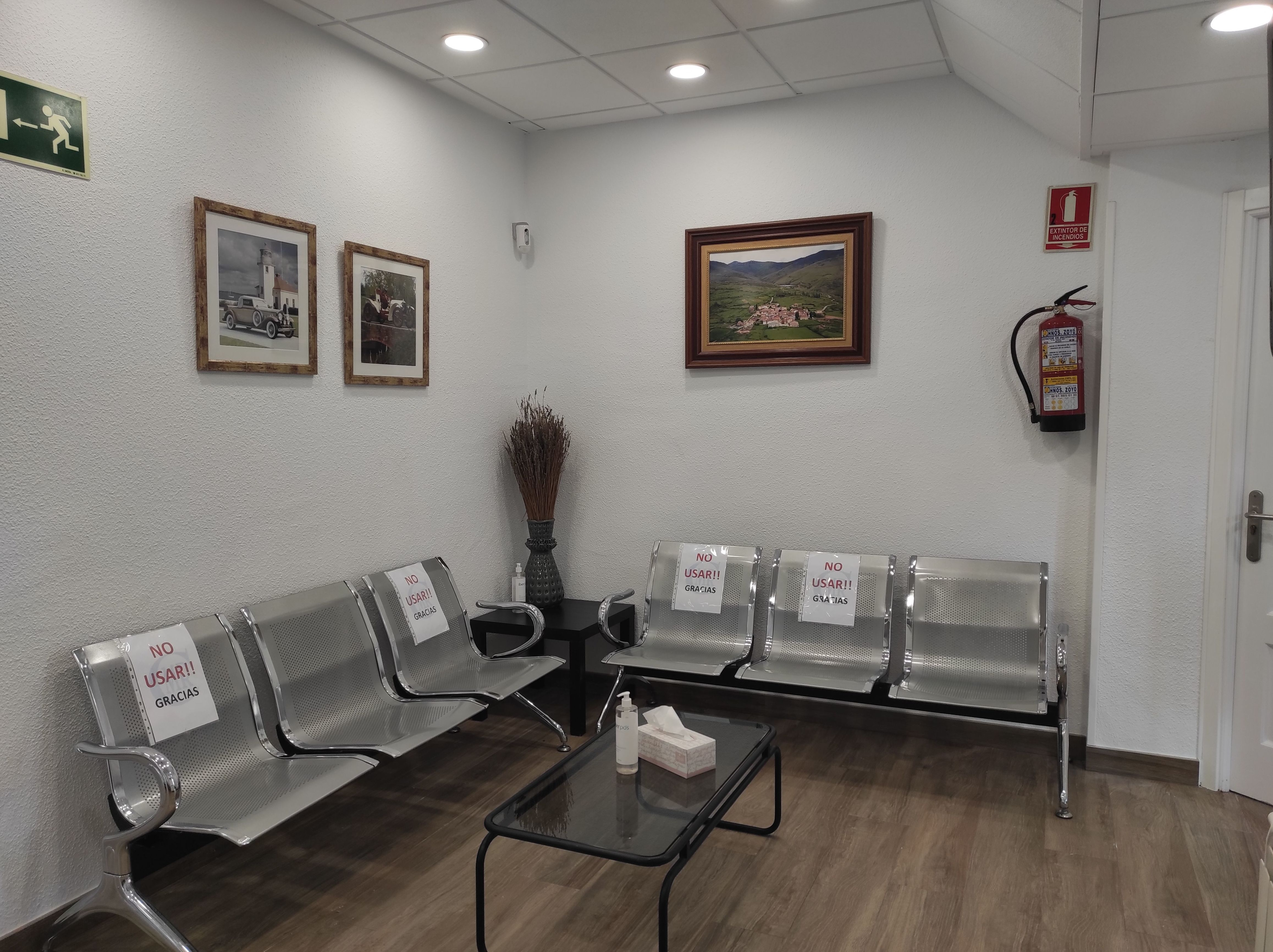 Foto 8 de Reconocimientos y certificados médicos en Madrid   Centro Médico Riofrío