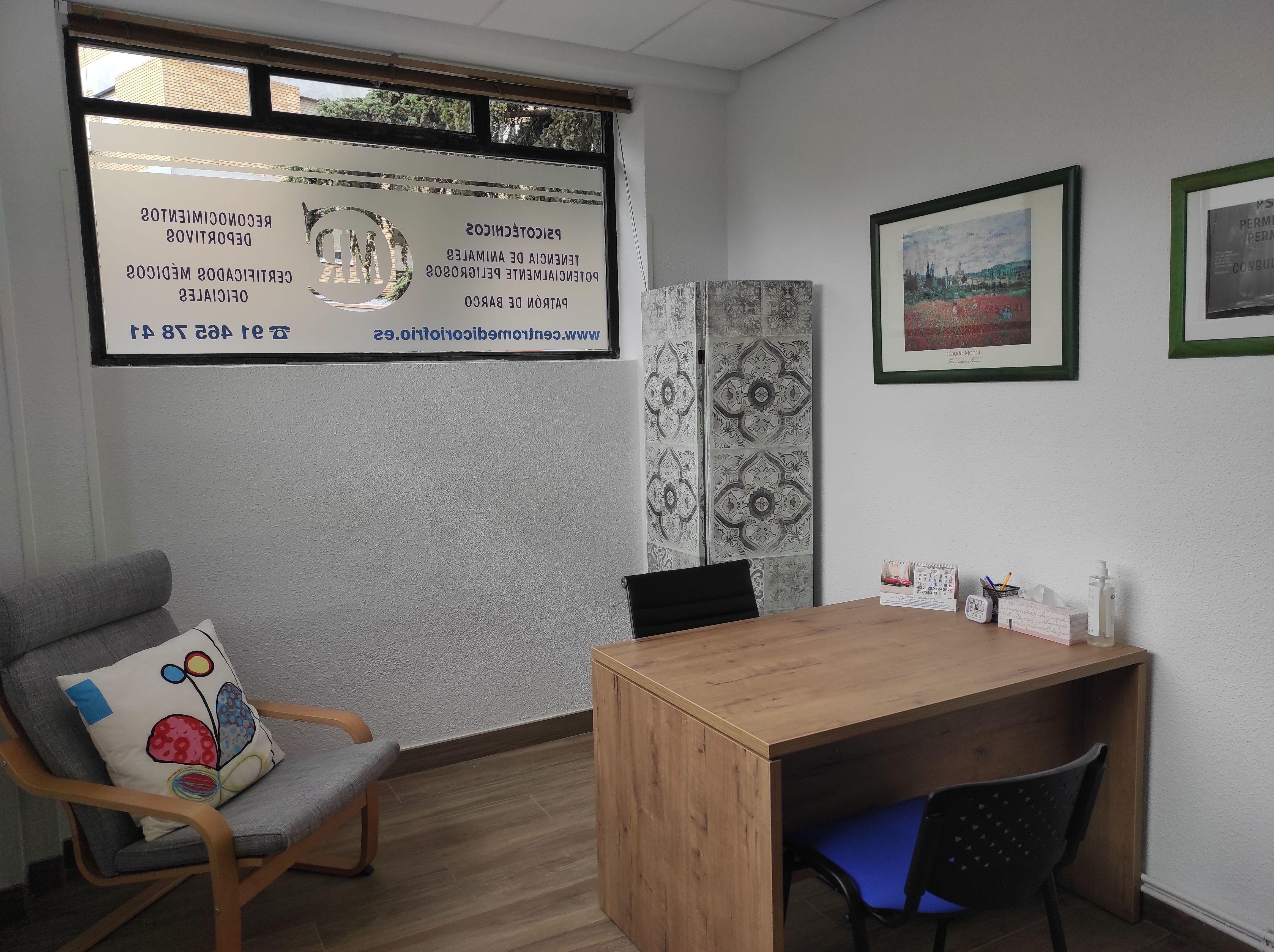 Foto 5 de Reconocimientos y certificados médicos en Madrid | Centro Médico Riofrío