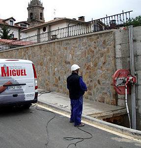 Perforaciones y Corte de Hormigón Miguel, Madrid
