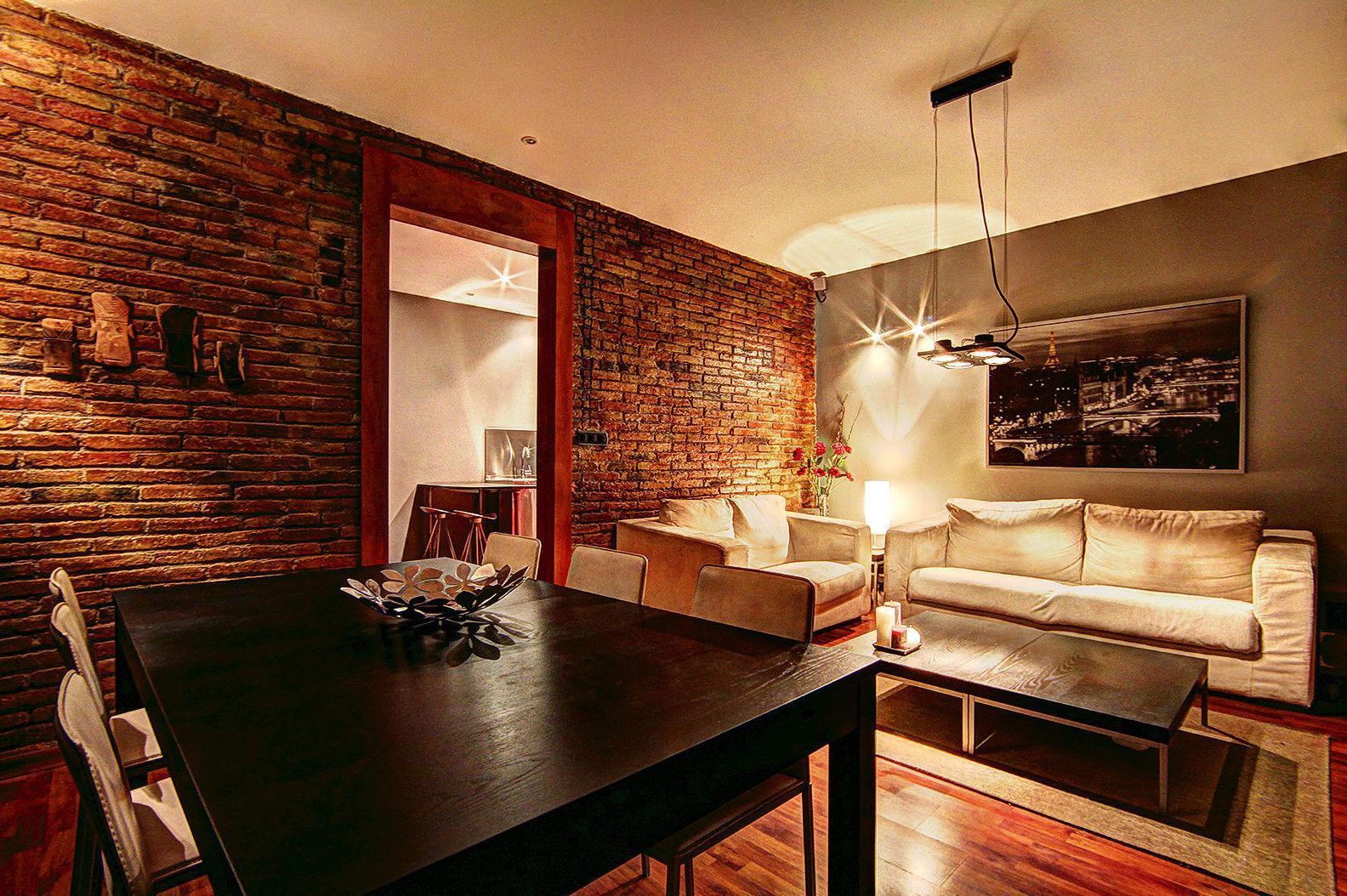 Diseño y reforma de vivienda en l'Eixample, Barcelona.