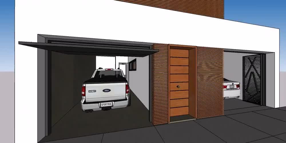 Diseño de casa de playa en Piura. }}