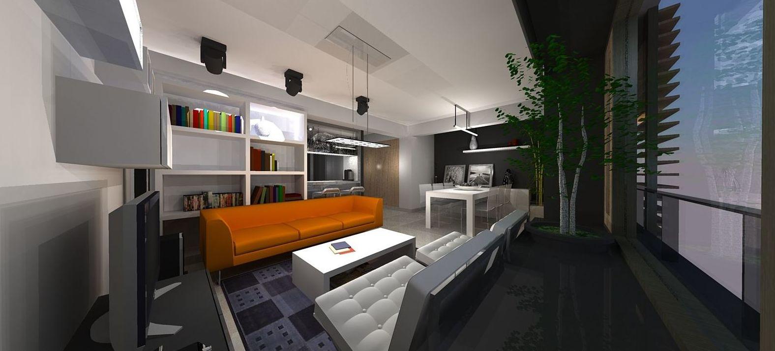 Diseño de vivienda en Lima