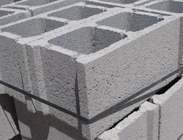 Bloques de hormigón : Materiales de construcción de Can Curreu