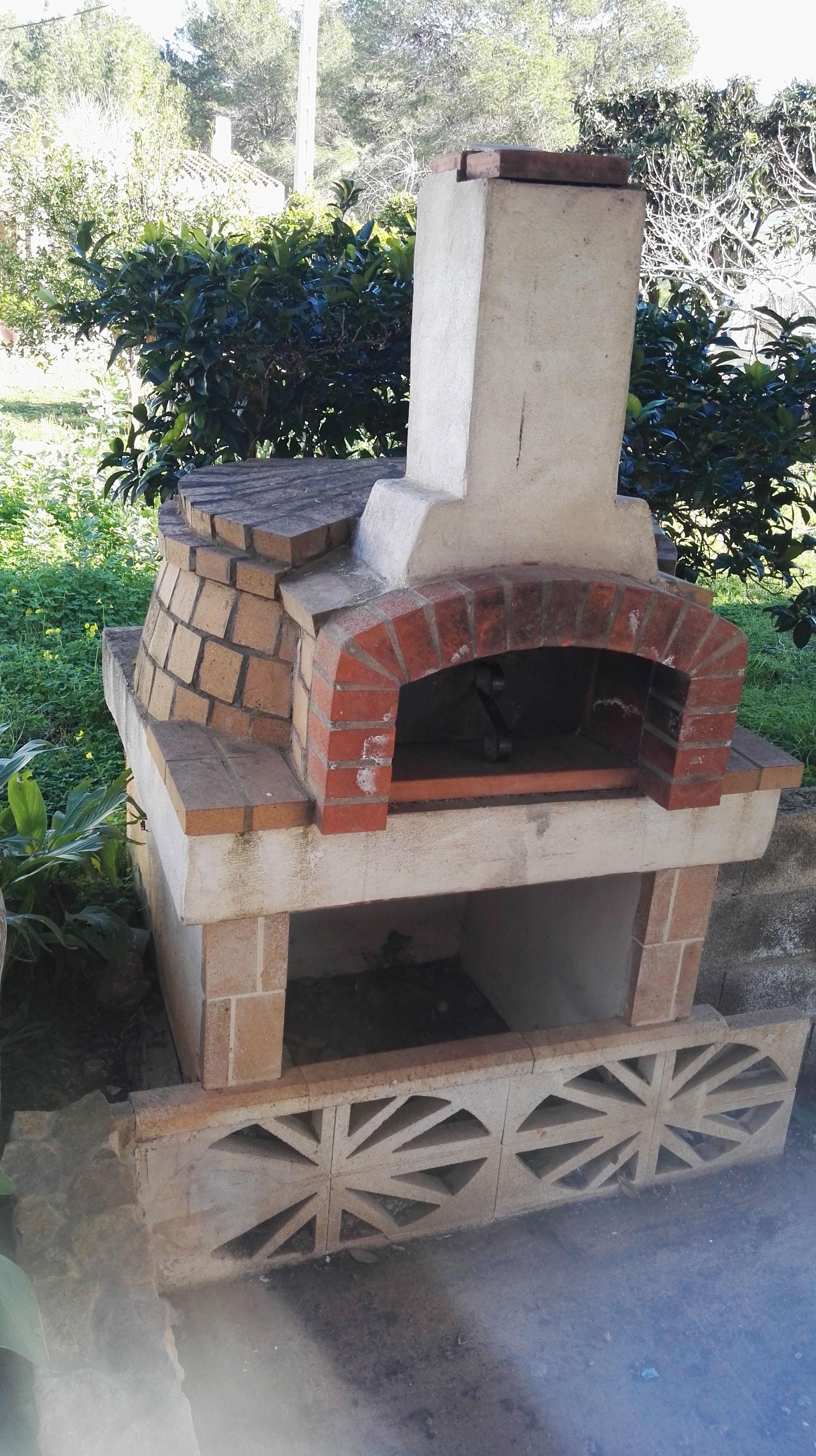 Hornos prefabricados: Materiales de construcción de Can Curreu
