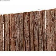 Corteza de pino a una cara: Materiales de construcción de Can Curreu