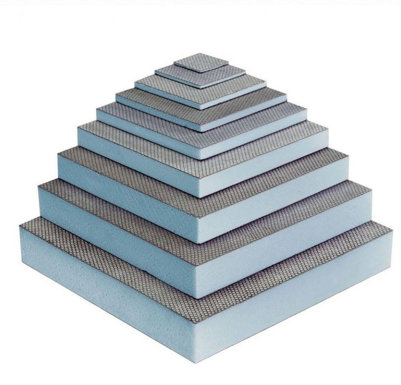 Panel común Fermox: Materiales de construcción de Can Curreu
