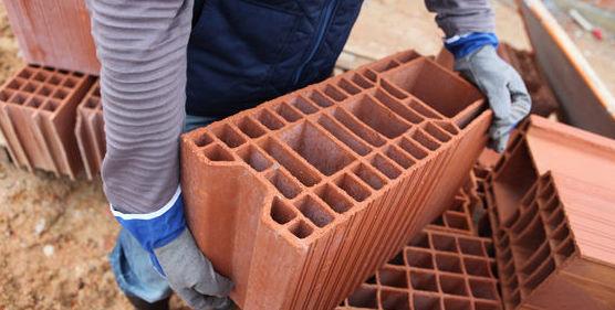 Ladrillos: Materiales de construcción de Can Curreu