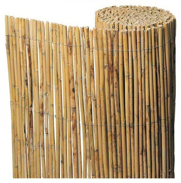 Caña entera de Bambú: Materiales de construcción de Can Curreu