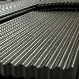 Cubiertas acero galvanizado