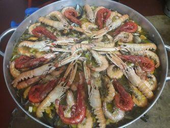 Foto 7 de Catering en Ejea de Caballeros | Paellas Cincovillas