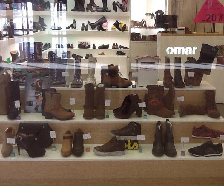 Tienda de zapatos en La Eliana