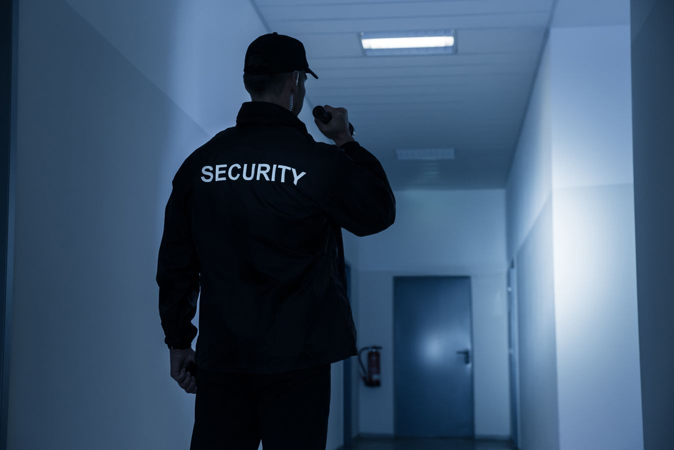 Uniformes de seguridad privada en Teruel