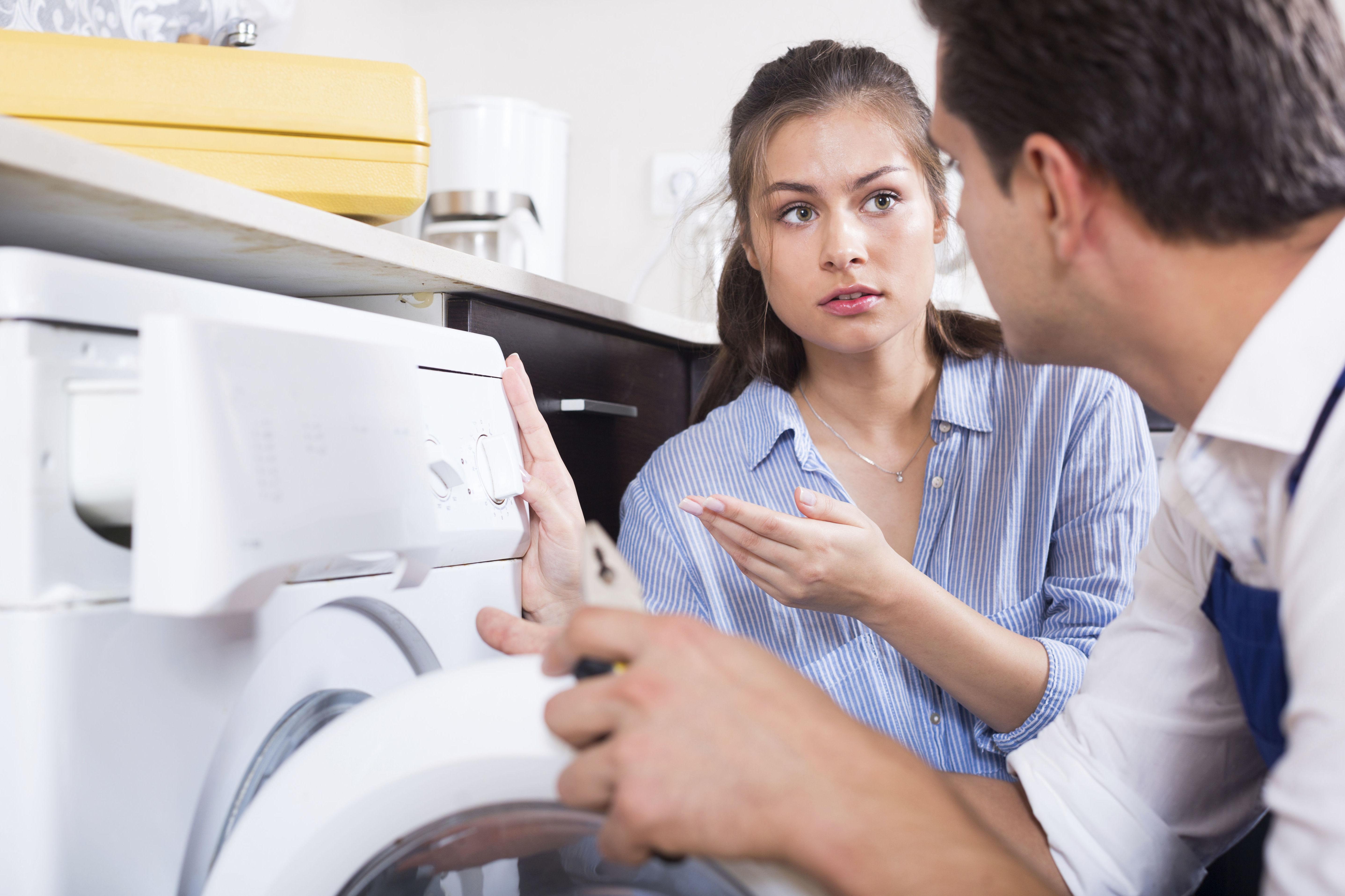 Reparación de lavadoras en Tenerife