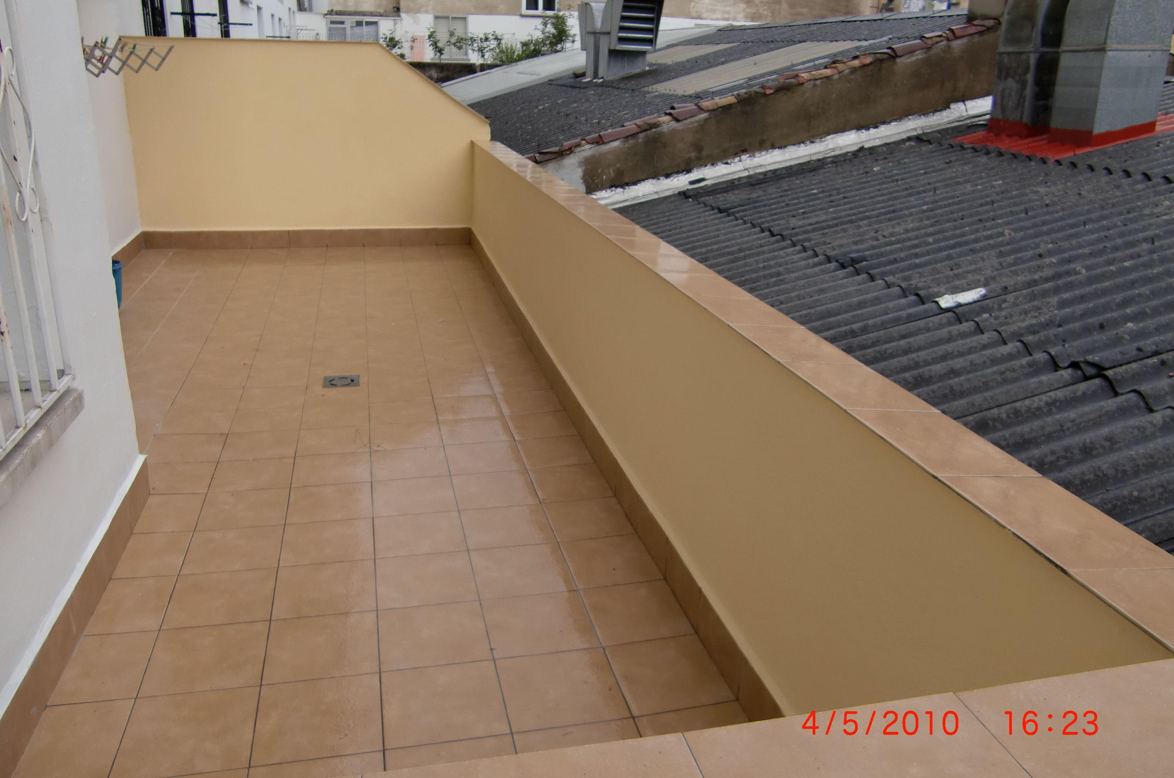 Empresa de impermeabilizaciones en Vitoria-Gasteiz