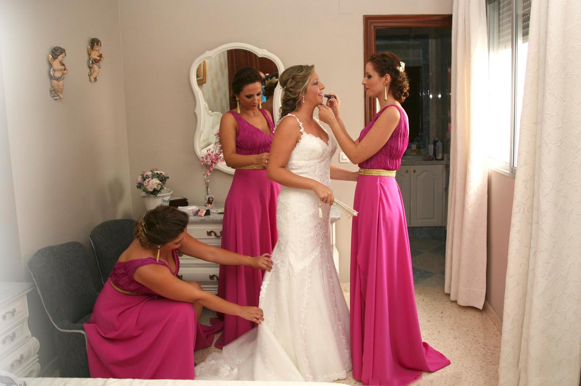 Reportajes de boda profesionales en Sevilla