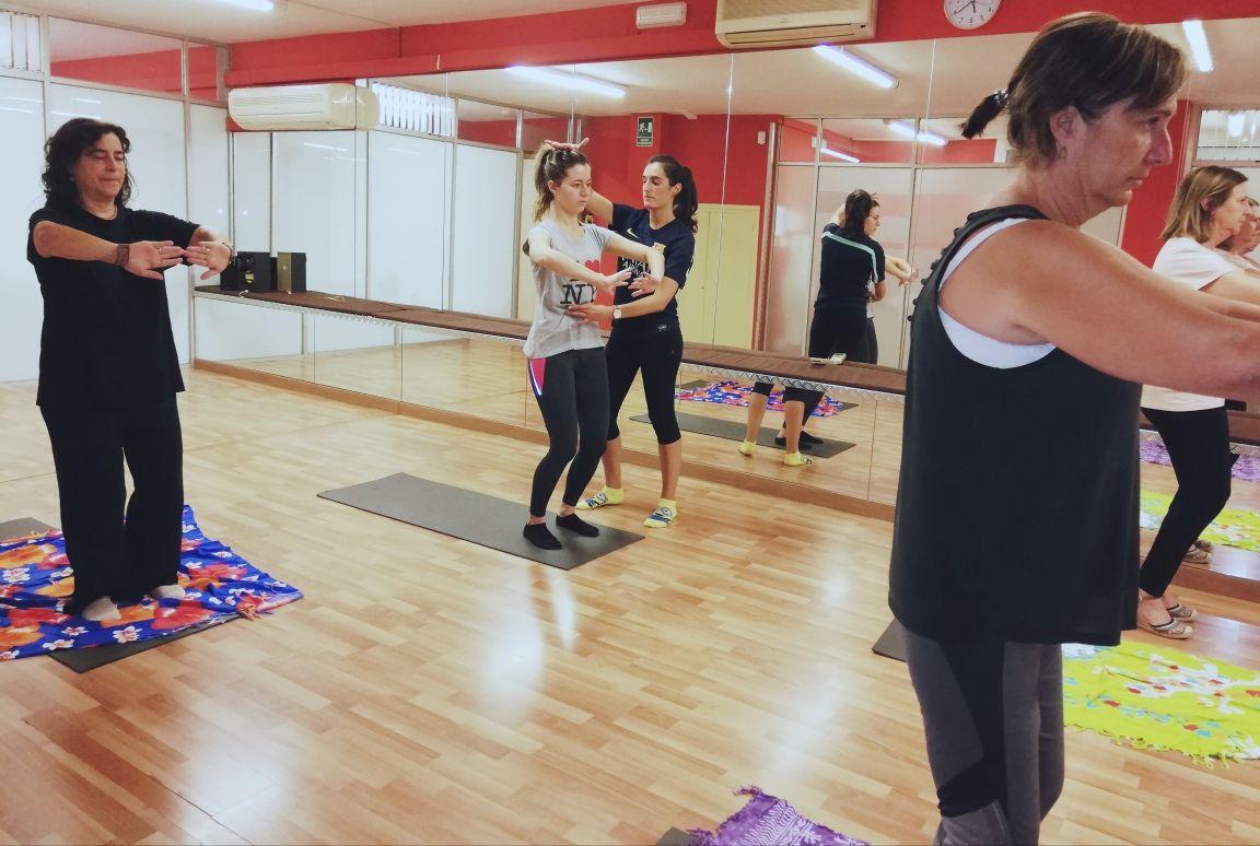 Hipopresivos: Actividades de Centre Abú