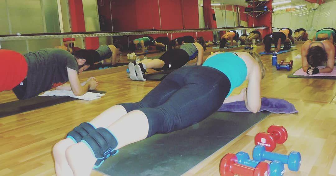 Tonificació muscular a Sant Cugat