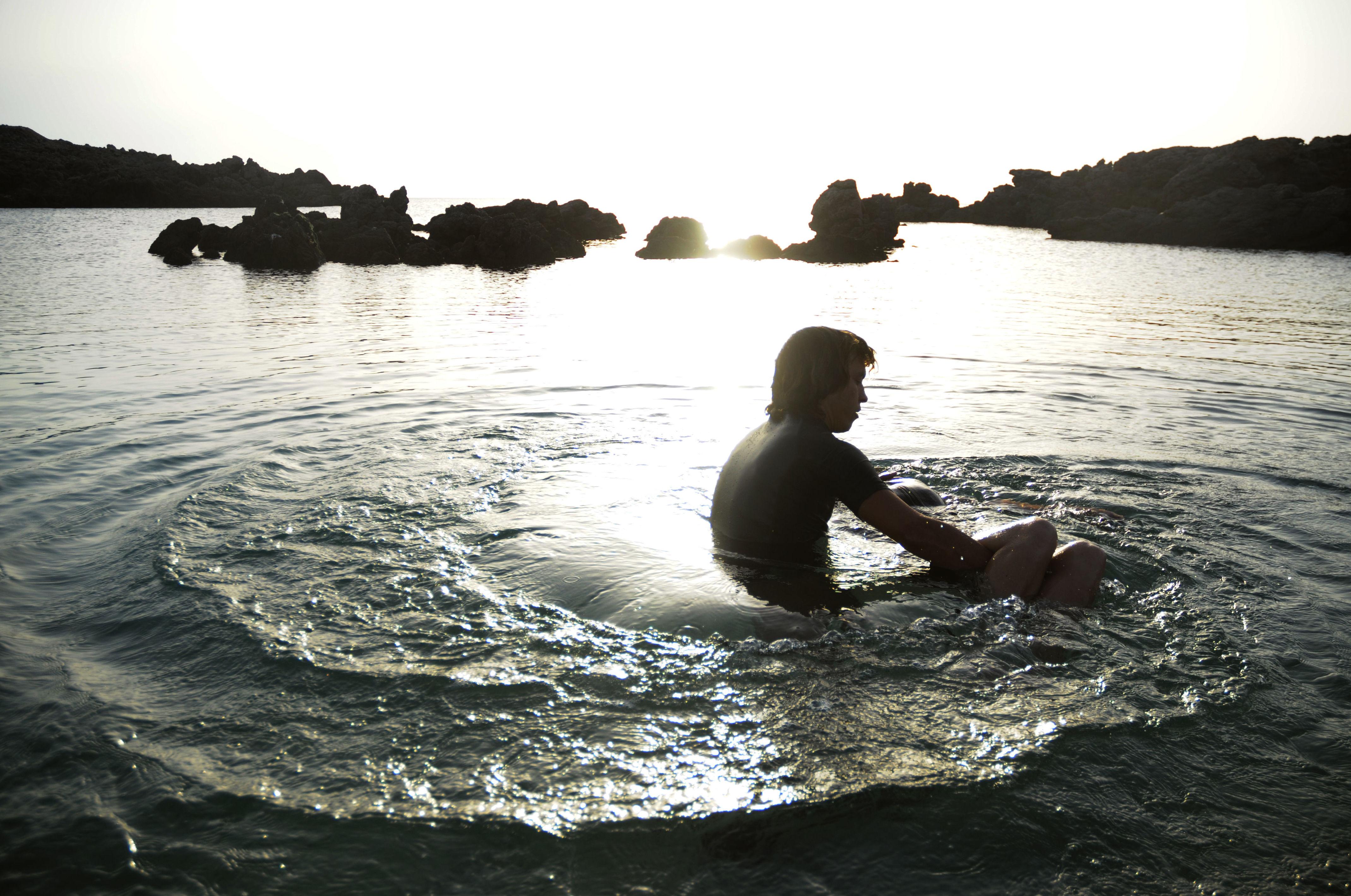 Masajes en el agua en Menorca