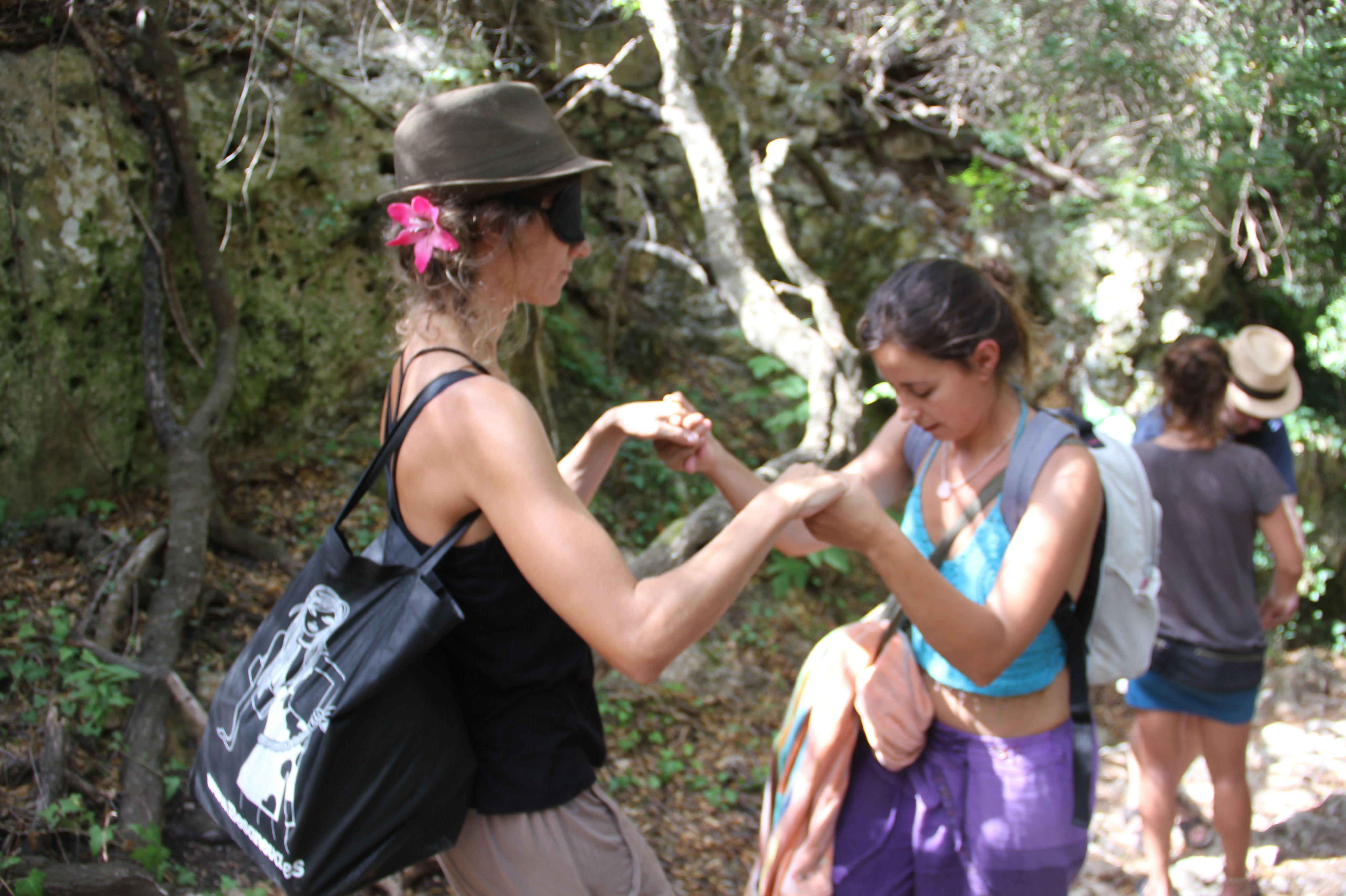Animación tántrica en Menorca