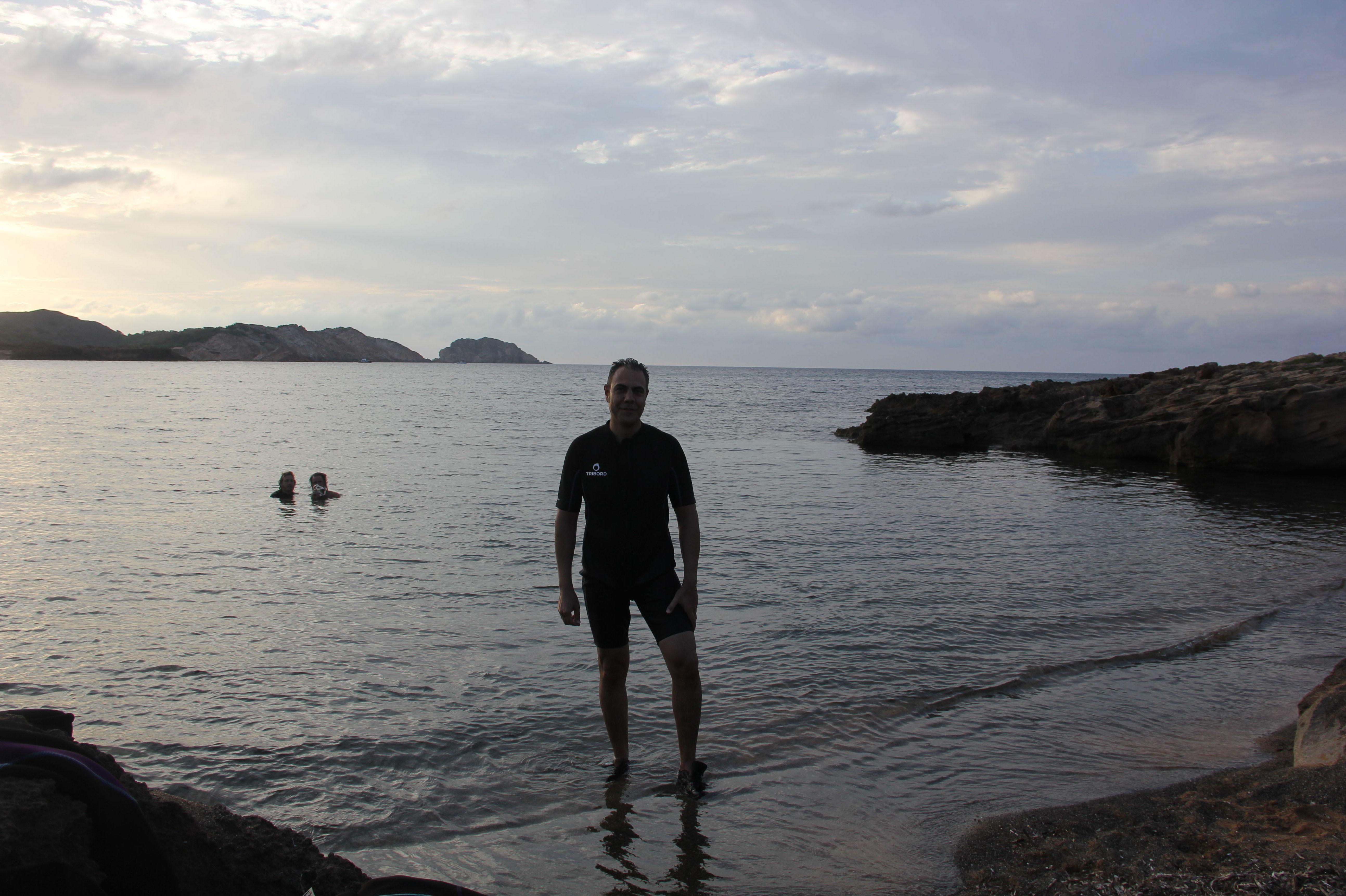 Tantra Menorca, masajes en el agua
