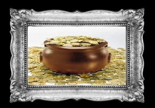 Ritual para tener suerte y  dinero