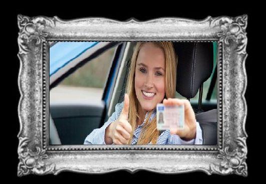 Ritual para aprobar el carnet de conducir