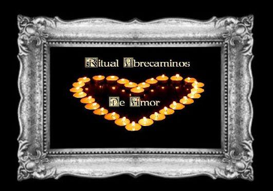 Ritual abrecaminos para el Amor