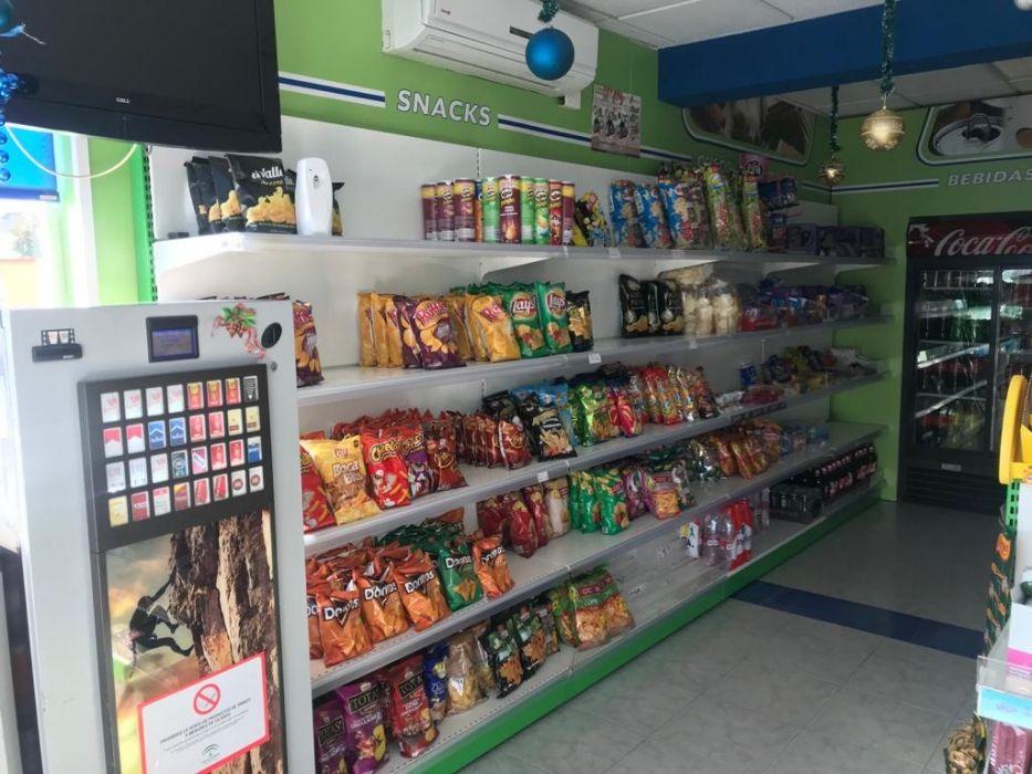 Tienda con gran variedad de productos