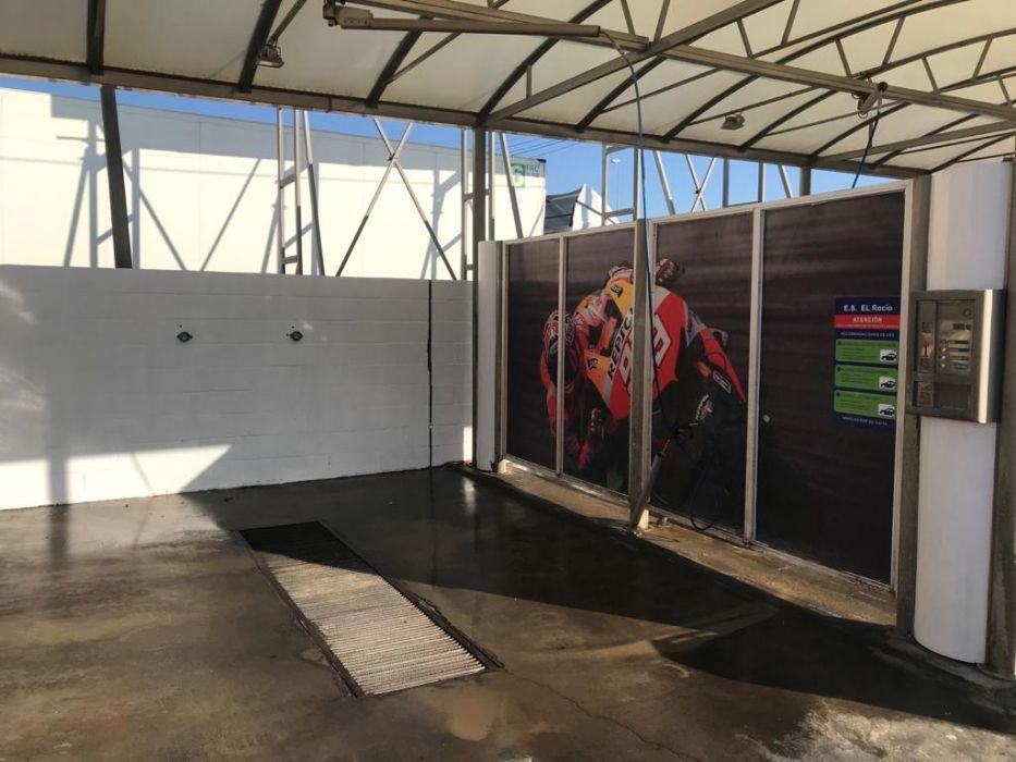 Boxes para el lavado de vehículos en Bollulos Par del Condado