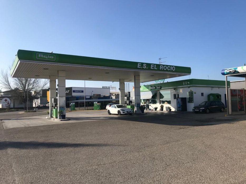 Gasolinera en Bollullos Par del Condado