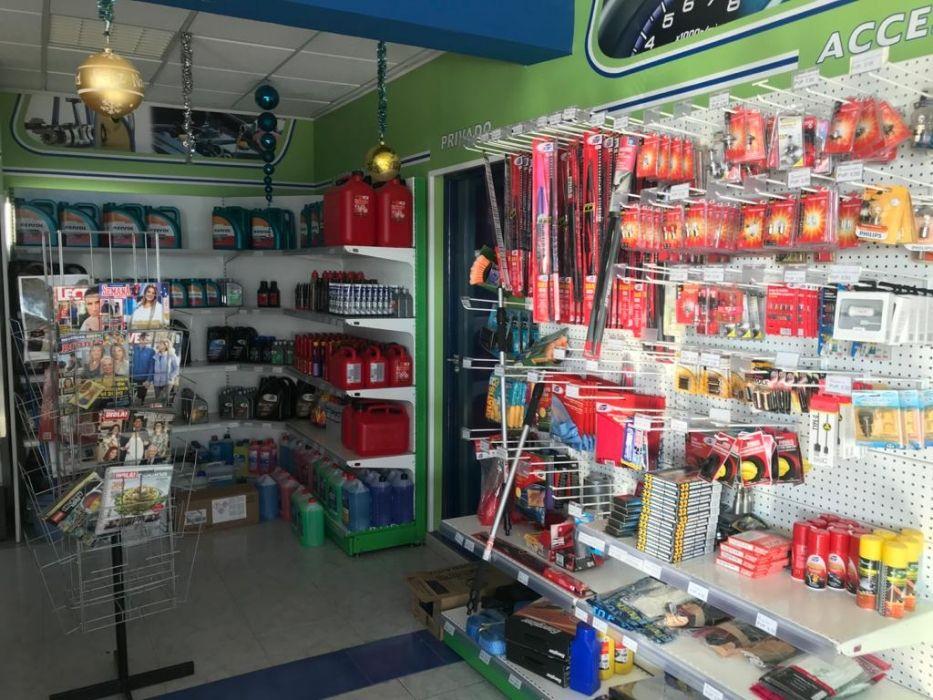 Estación de servicio con tienda en Bollullos Par del Condado