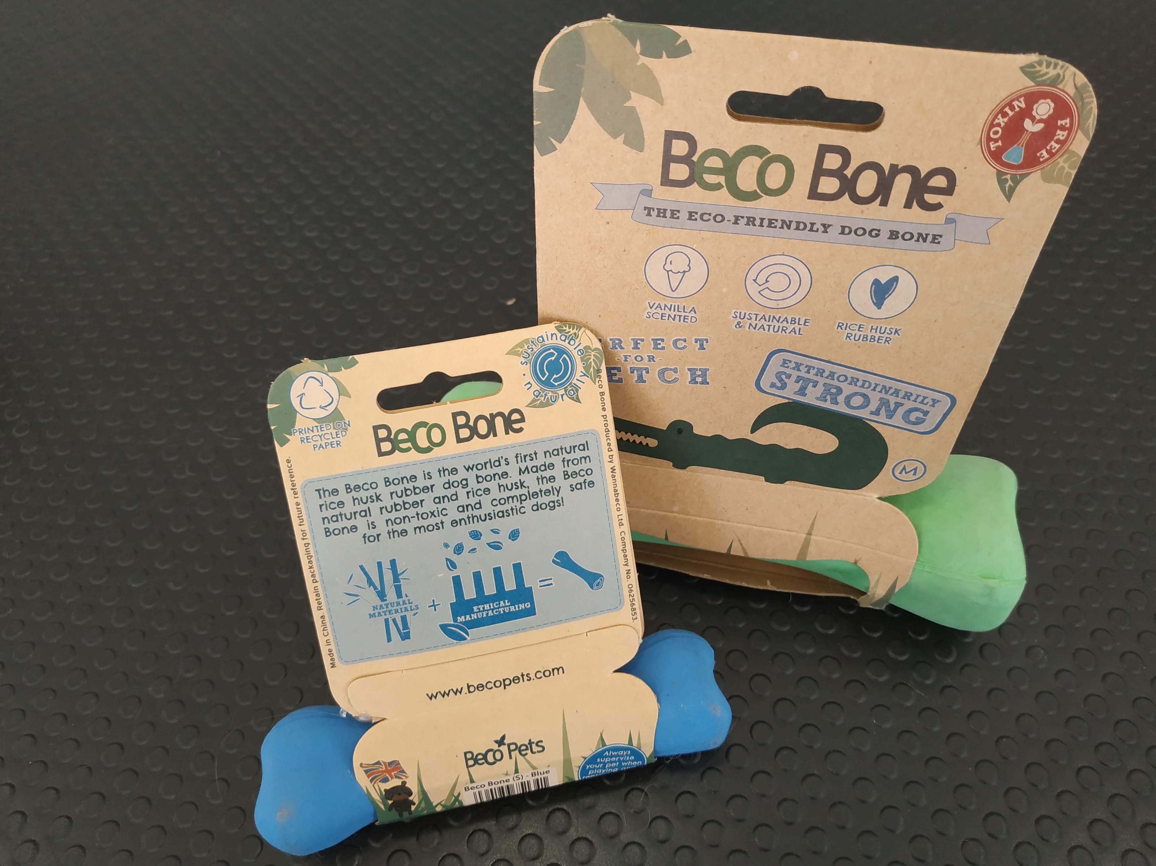 Juguetes biodegradables