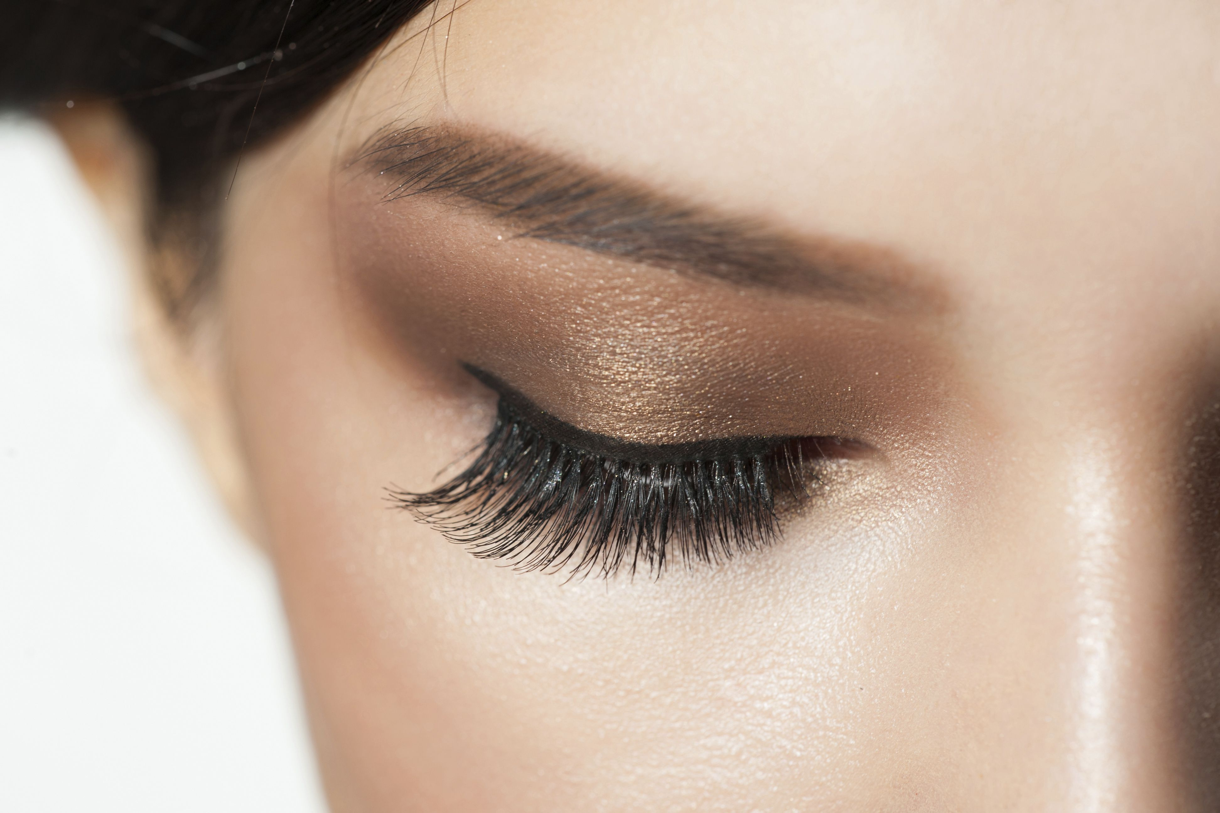 Tinte de pestañas: Centro de estética de O Makeup Studio