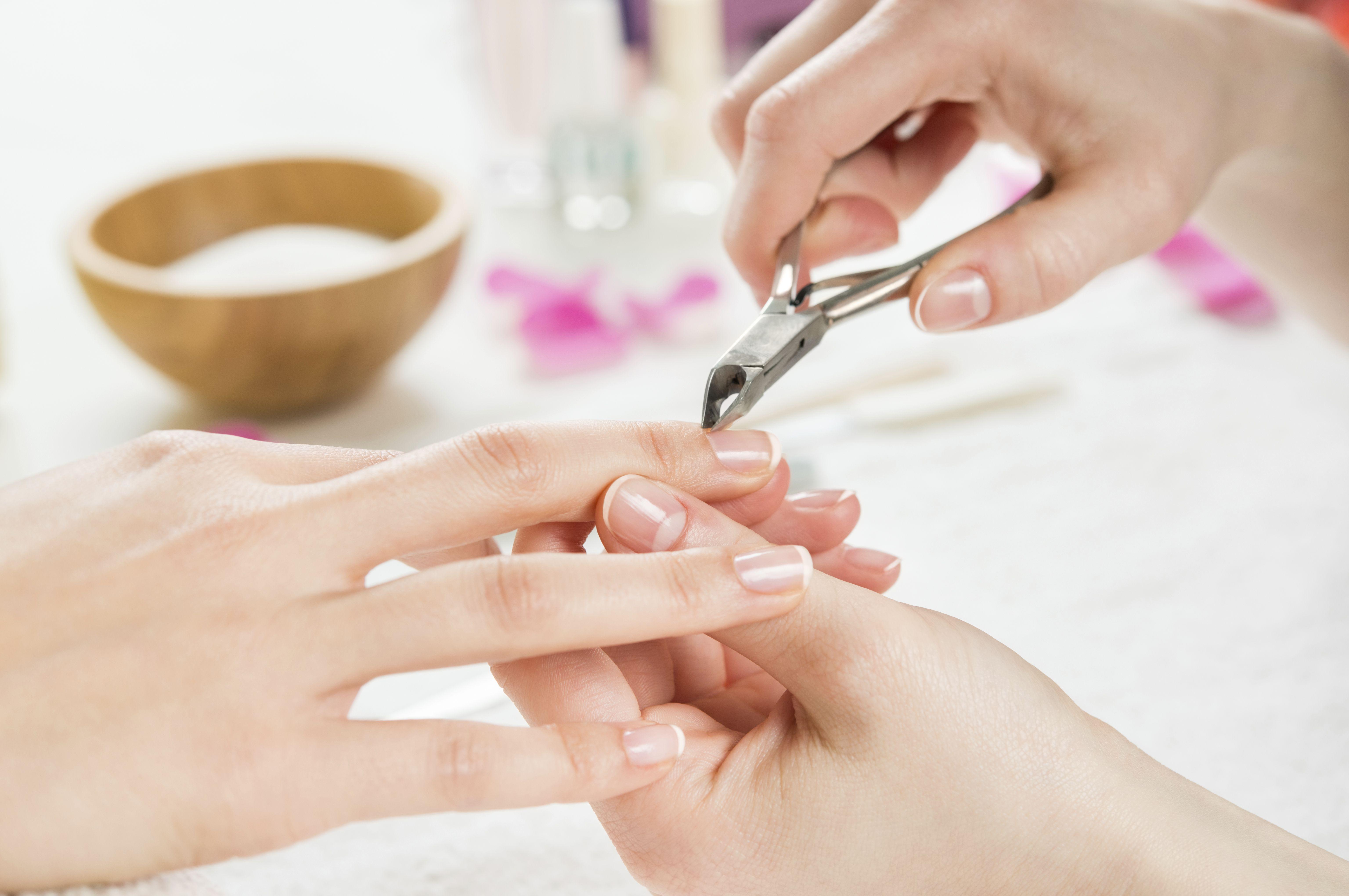 Manicuras: Centro de estética de O Makeup Studio