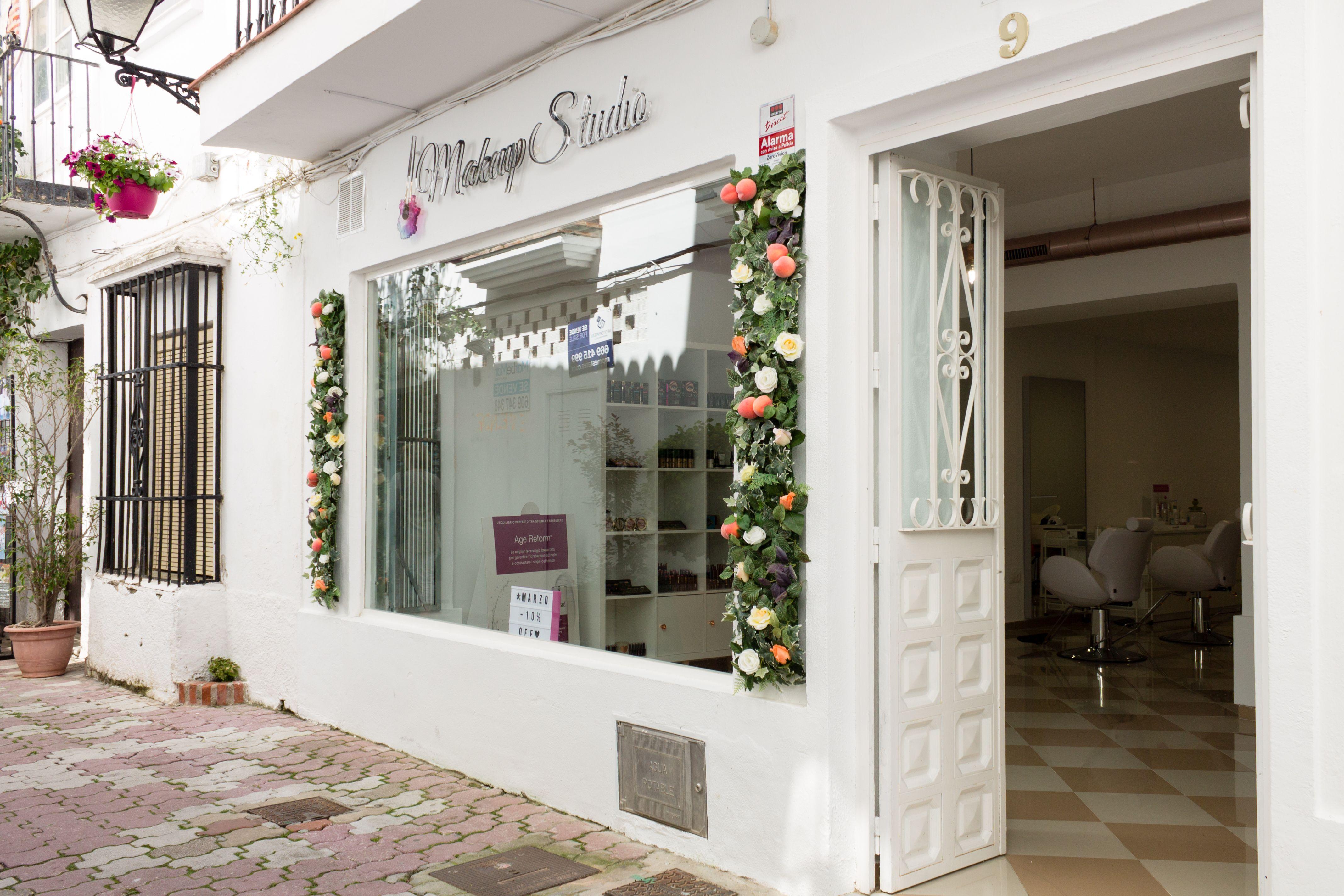 Salón de belleza en Marbella
